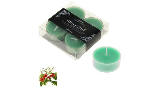 Ароматизированные свечи жасмин