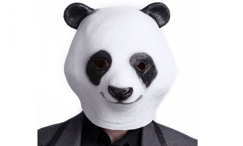 "Маска ""Панда"""