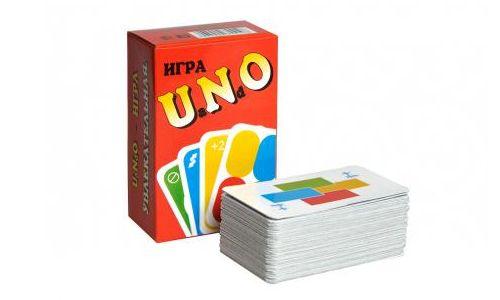 Карты UaNdO (аналог UNO)