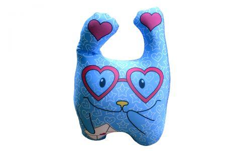 Декоративная подушка Заяц Валентин
