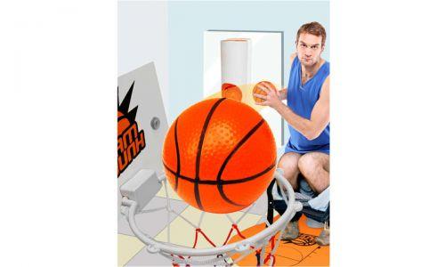 Набор Баскетбол для туалета