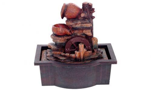 Настольный фонтан Древние кувшины