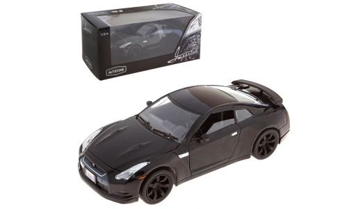 Модель автомобиля Nissan GT-R