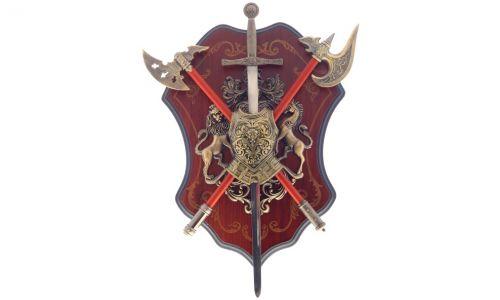 Интерьерное украшение Рыцарские доспехи