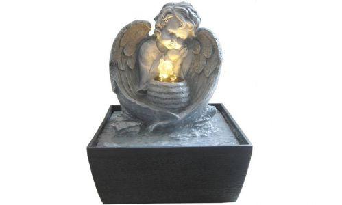 Настольный фонтан Ангелочек
