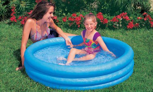 Надувной бассейн, 168х38 см от 1 090 руб