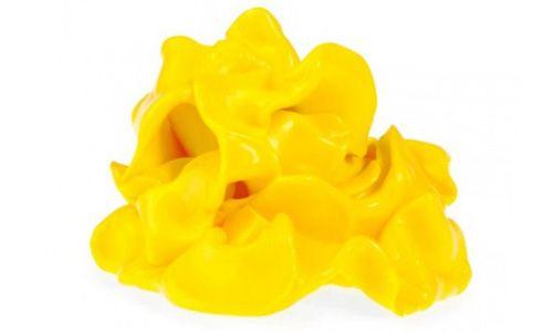 Жвачка для рук желтая 65 Гр.