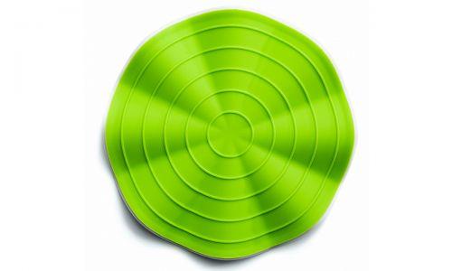 """Прихватка и подставка для горячей посуды """"Волна"""", зеленый от 1 450 руб"""