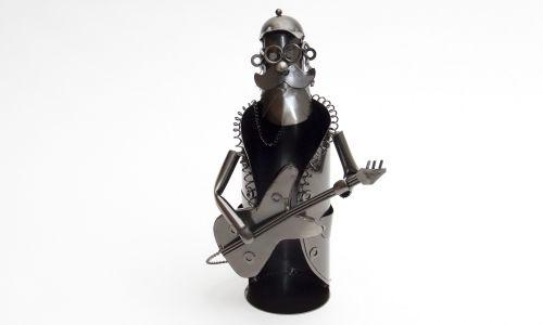 "Подставка под бутылку ""Музыкант"", металл от 1 950 руб"