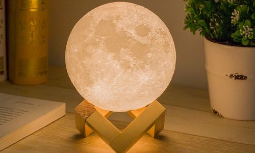 "Ночник ""Луна"" от 1 490 руб"
